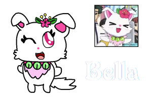 Bella! by Harmony--Bunny