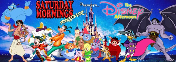 SATURDAY MORNINGS FOREVER: DISNEY AFTERNOON BLOG by WOLVERINE25TH