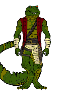 Leatherhead redesign by theaven
