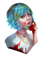earth- chan by JaneVindom