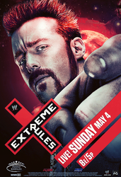 WWE Extreme Rules 2014 Poster ~ Sheamus by MhMd-Batista