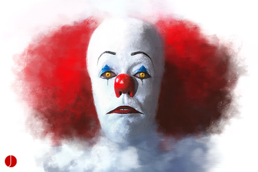 Pennywise by PhotoshopIsMyKung-Fu