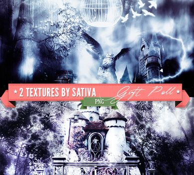 Textures Gift Pack 04 by Sativa by Rainbowepidemic