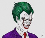 Joker Pennywise IT by buynsanjaa