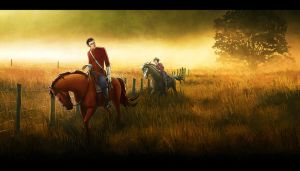 Redcoat West by LauraHollingsworth