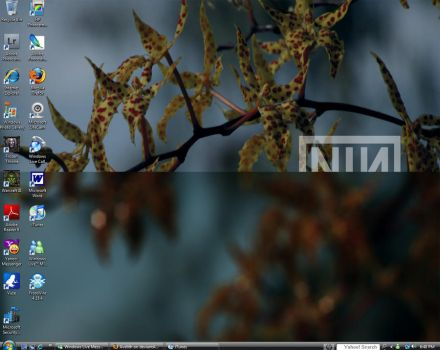 NIN Desktop by Avelith