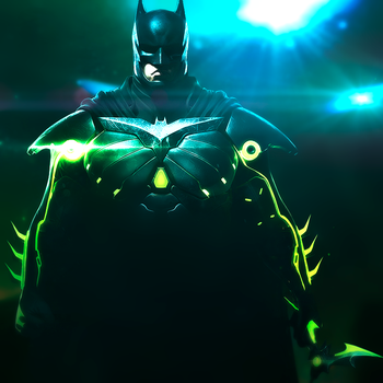 Batman by AcCreed