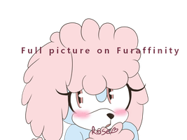 Sonic Pastel Poodle - Offer to Adopt Open by Amy-Roses-Adopts
