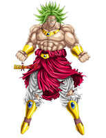 Broly LSS by AlexelZ