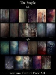 Premium Texture Pack XII - The Fragile by Sirius-sdz