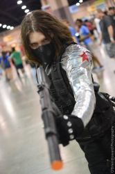 The Winter Soldier by gckinsey