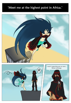 Rinoa Initiation Mission by RequiemOfButterflies