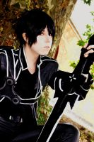 Sword Art Online - Kirito Cosplay by K-I-M-I