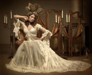 Bridal dress, Somnia Romantica by Marjolein Turin by SomniaRomantica