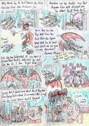 Cynder and the Pugglies, comic page 6 by Grimmyweirdy