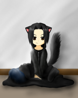 AniME A little characters of myself by PAINratio