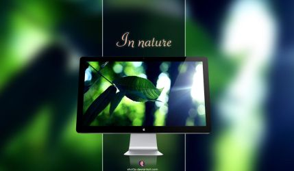 In nature Wallpaper by xhoOp
