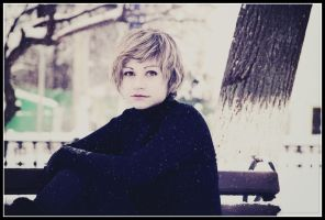 Winter and I by Emil-Vitman