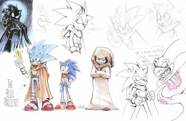 Sonic Boom : The Ancients/Ancestors Theory by Auroblaze