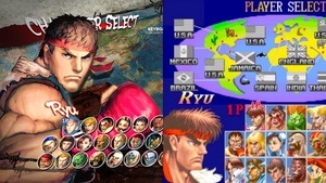 Super Street Fighter II TNC Character Select Theme by amorsatanico