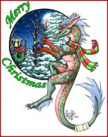 Merry Christmas 2007 by digital-blood