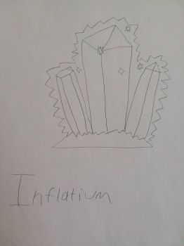 New Element: Inflatium by Dimensions101