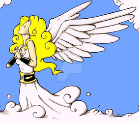 Angel (Color) by AVN88