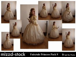 Fairytale Princess Pack 9 by mizzd-stock
