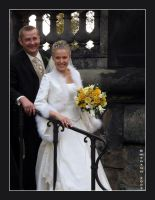 Just Married by monsun