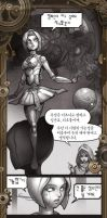 League Judgement ~Orianna~(KOR) page.4 by ptcrow