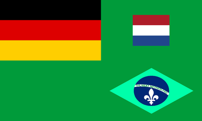 SSS Universe Country of palmers State Flag 1 by ajlew