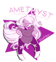 Amethyst by juliefofisss