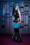 Vault, cyber 01 by GuldorPhotography