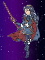 FB Comm: Lucina by Magical-Mama