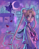 Sailor Moon by Mainframe110