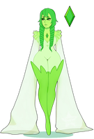 Green Diamond by Chocaboo