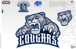 OLPH Cougars Final by jpnunezdesigns