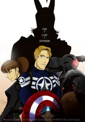 The Last Avenger by clairebearer