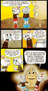 Fallout - Pg1 by Arkham-Insanity
