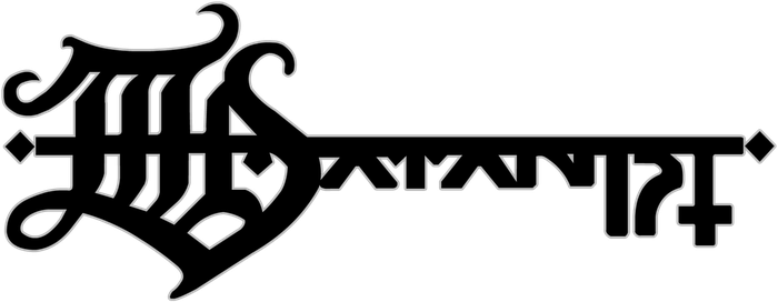 [Fan Art] THE SATANIST Logo by Vovina-de-Micaloz