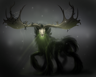 Lightbite - Irish Elk by Berk-shire