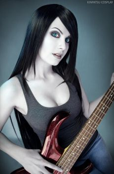 Marceline - Adventure Time by Kinpatsu-Cosplay