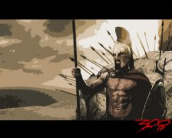 300 before the last stand by The-Ataru-Master