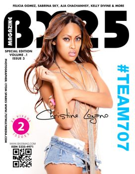 Christina lozano Cover for BX25 Vixens #Team707 1 by bx25vixens