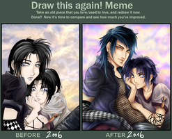 Draw this again meme by Dylan-Virtue2Vice