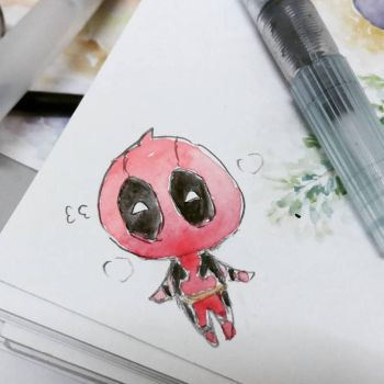 DEADPOOL OVO by NagaseYanji