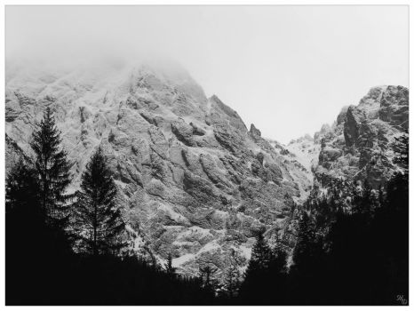 Tatra Mountains by alone-maggie