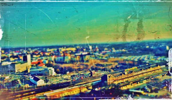 My first tilt-shift... by Diversound