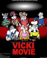 Vicki Movie by wolfjedisamuel