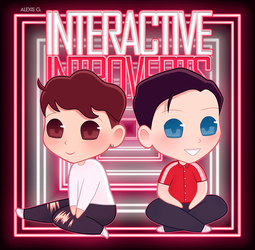 Interactive Introverts (GIF) by lexbug11